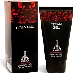 Titan Gel Crema Potenta Masculina
