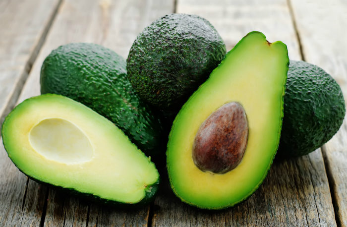 Masca pentru fata cu extract de avocado
