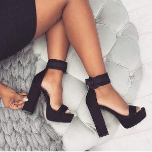 pantofi-cu-toc-piele